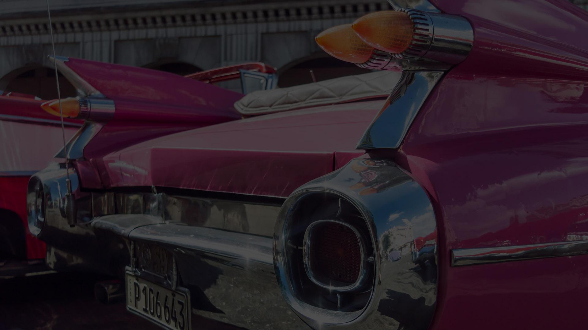 voitures retro